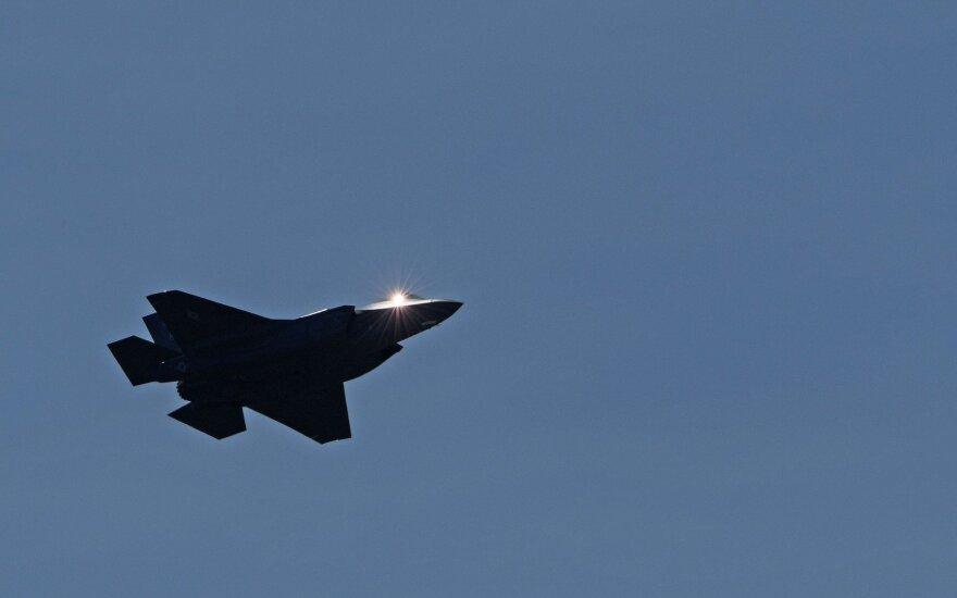 Prancūzija: Belgijos sprendimas įsigyti JAV naikintuvų prieštarauja Europos interesams