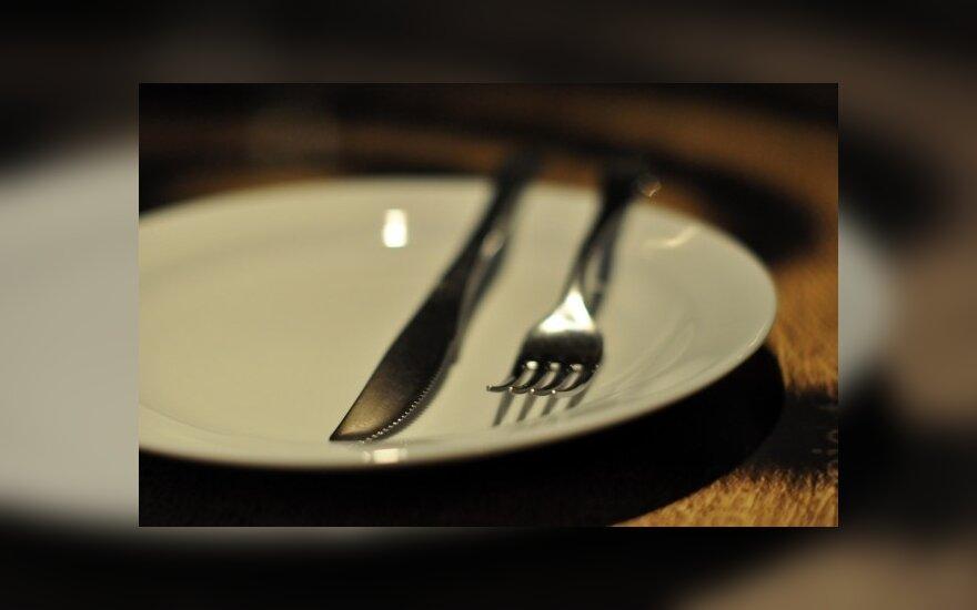 Maisto pramonei trūksta valgytojų