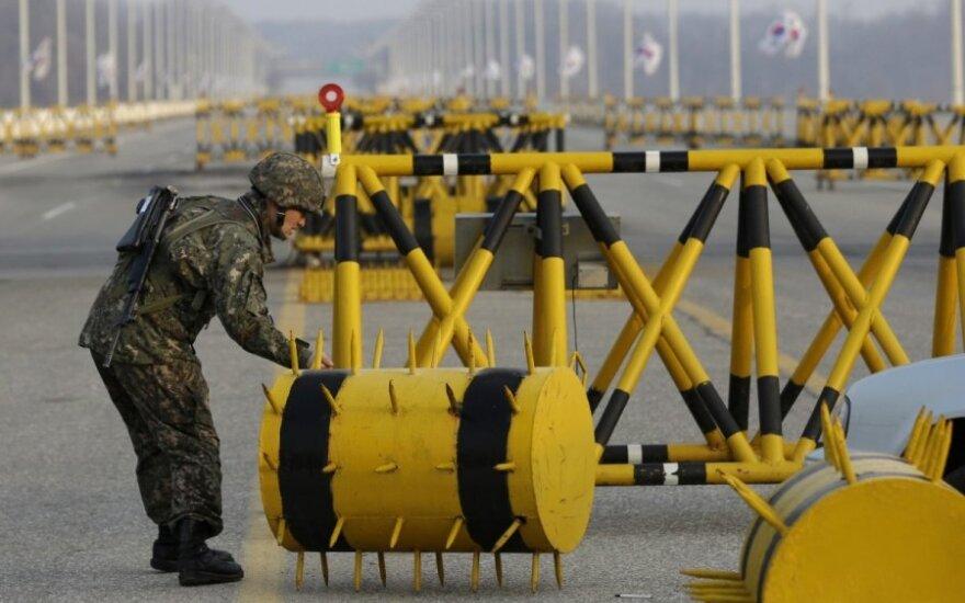 Pietų Korėjos karys