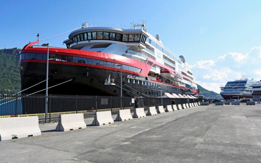 "Kruizinis laivas ""MS Roald Amundsen"""