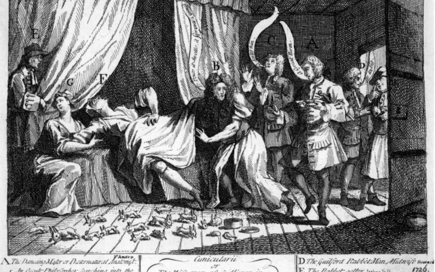 Mary Toft apgavystė