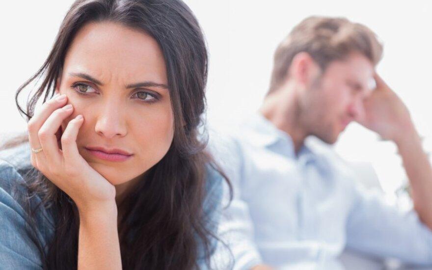 Nerimas ir dvejonės: nebežinau, ar noriu už jo tekėti