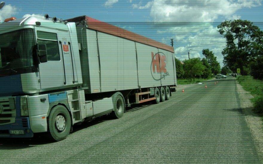 Tragedija Prienų rajone: kraupiai žuvo dviračiu važiavęs berniukas