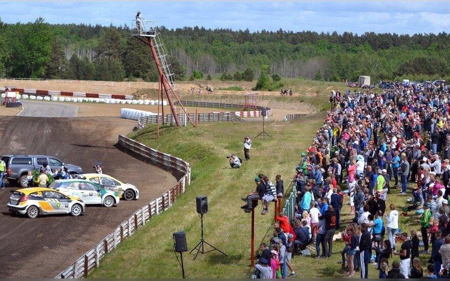Vilkyčių trasa išlaikė FIA saugos egzaminą