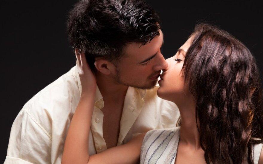 Per kelintą pasimatymą leistinas seksas?