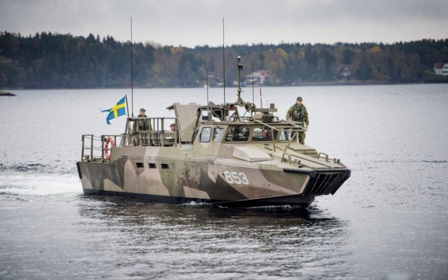 Kaip NATO gali reaguoti į Švedijos detektyvą