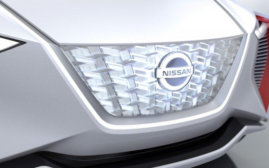 """""""Nissan"""" atnaujina gamybą Japonijos rinkai"""