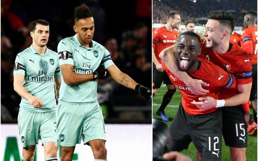 """Arsenal"" - ""Rennes"""