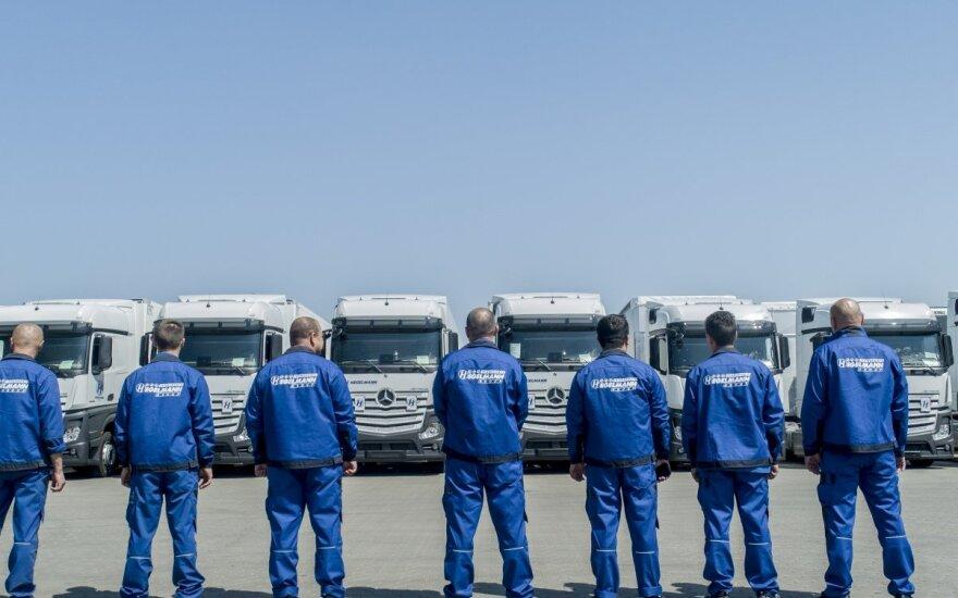 Kaunas transport firm becomes new coronavirus hotspot