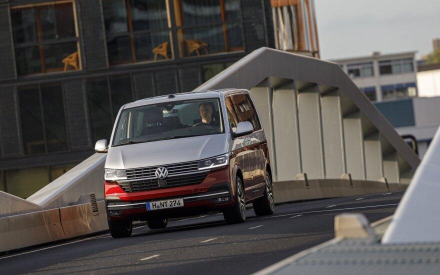 """""""Volkswagen Multivan T6.1"""""""