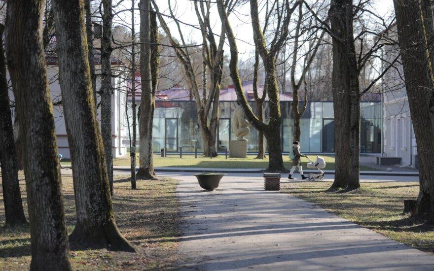 Sapiegų parko atnaujinimo idėjoms paskelbtas tarptautinis architektūros konkursas