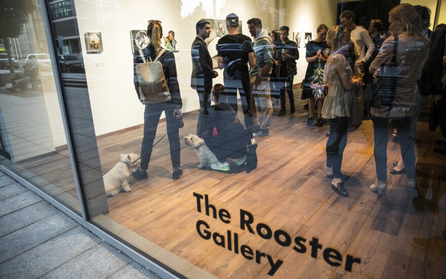 """The Rooster Gallery"""