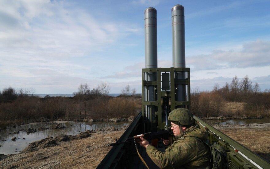 Kaliningrado srityje sprogus minosvaidžio sviediniui žuvo vaikas, du sužeisti