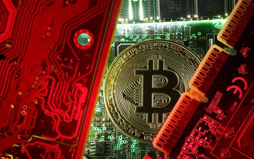 Japonija žada bausmes kriptovaliutų keitykloms