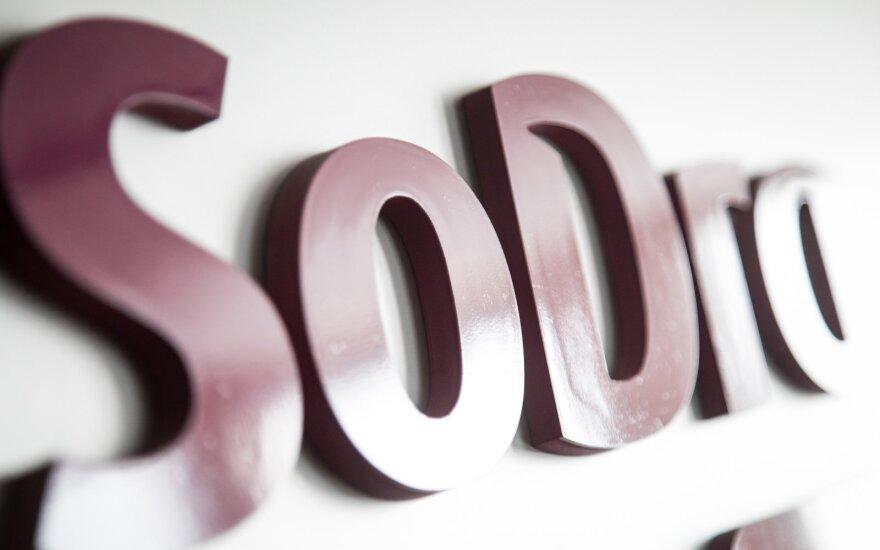 """""""Sodra"""" pradėjo mokėti padidintas pensijas"""