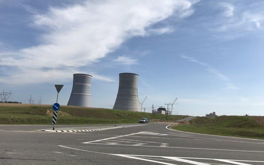 Astravyets NPP construction