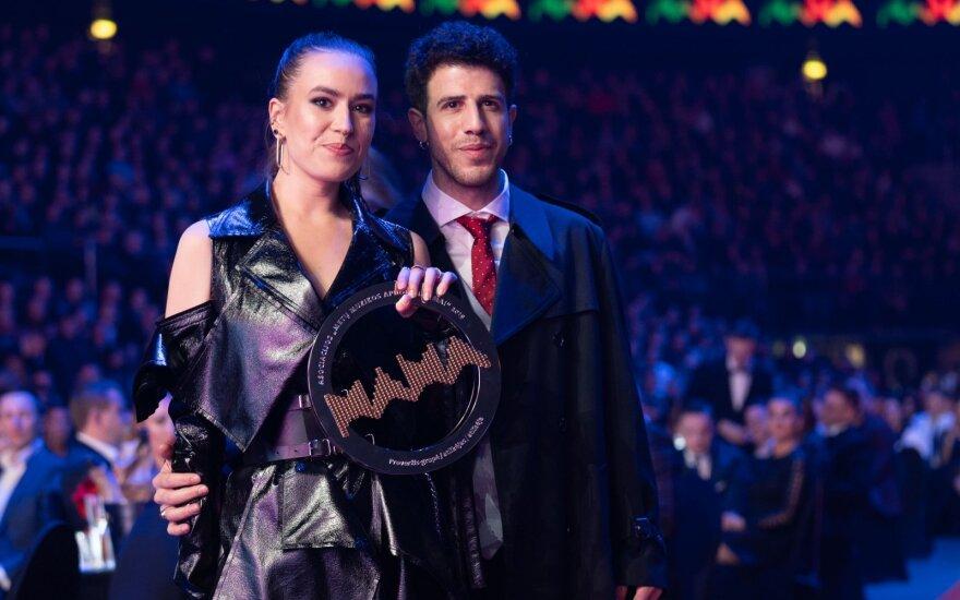 """Iš nacionalinės """"Eurovizijos"""" atrankos traukiasi Evgenya Redko"""