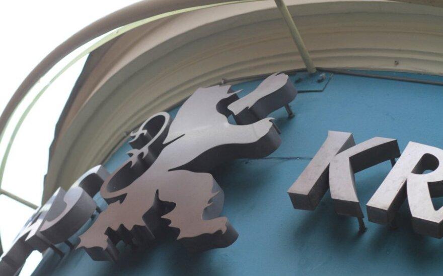 """""""Latvijas Krajbankа"""" trūkumas siekia 100 mln. latų, bankas nebus gelbėjamas"""