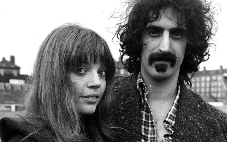 Frankas Zappa ir Gail Zappa