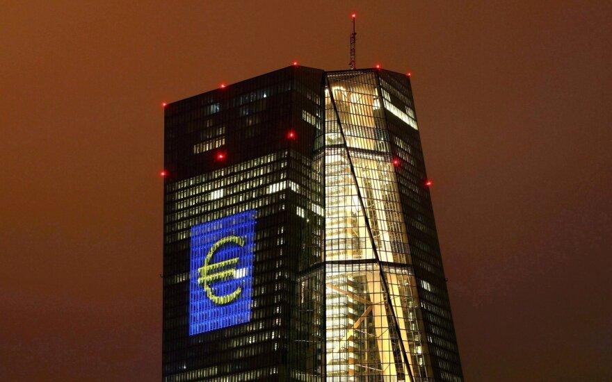 Penki dalykai, kuriuos reikia žinoti apie ECB obligacijų supirkimo programą