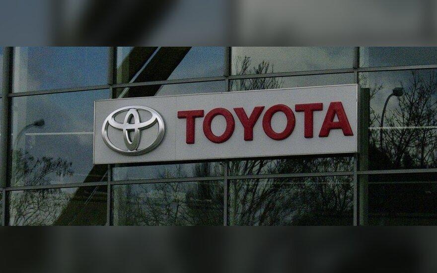 """TUV ataskaitoje """"Toyota"""" įvardyta patikimiausia marke"""