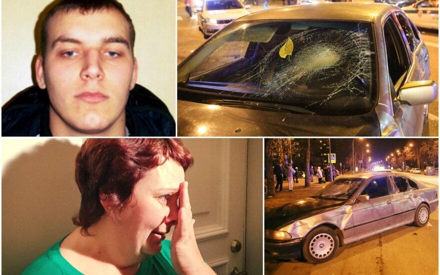 Kaltės jausmas, kuris persekioja girto BMW vairuotojo suluošintų mergaičių motiną
