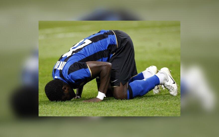 Sulley Muntari (Inter)