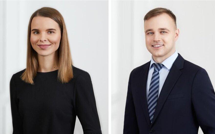 Giedrė Cesiulytė, Martynas Bielskis