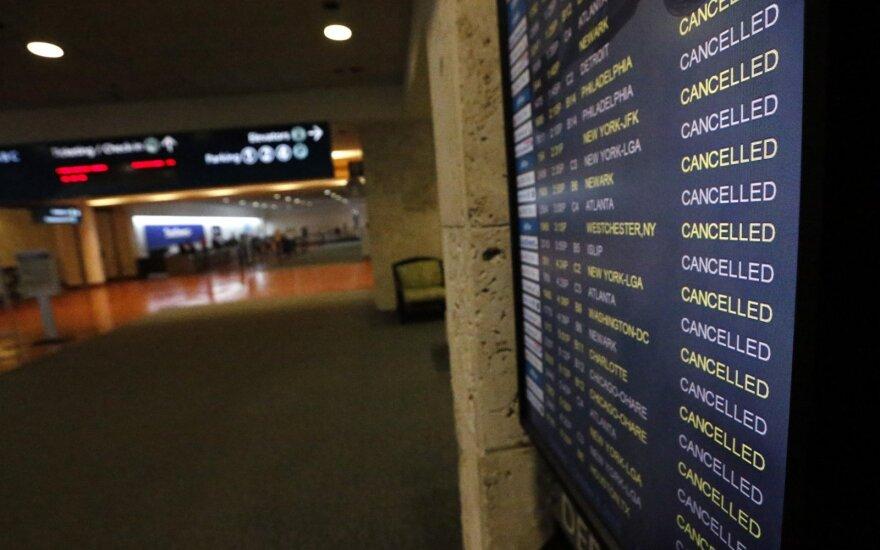 Sugriautas mitas: sugedus lėktuvui kompensacija priklauso