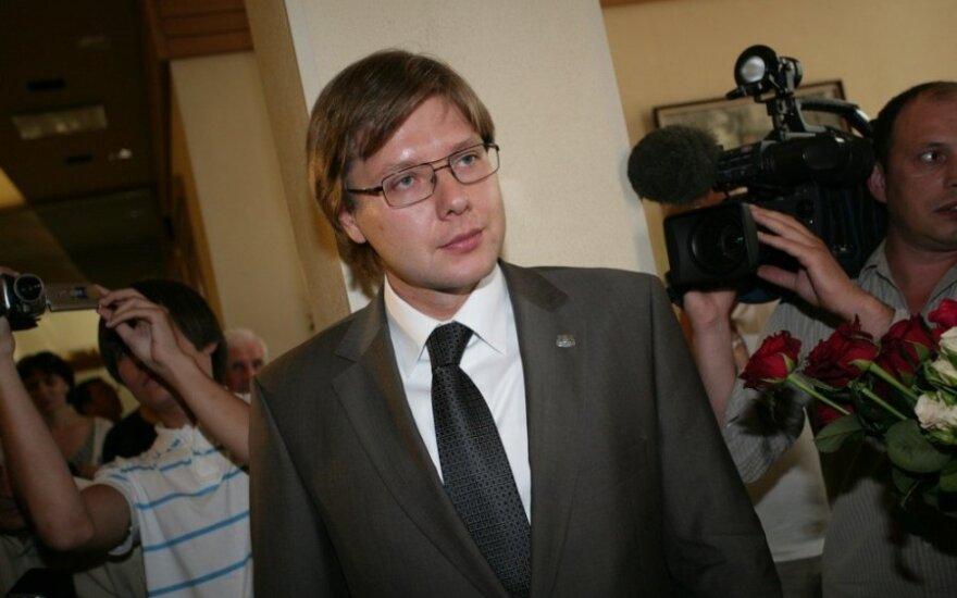 Riga Mayor Nils Usakovs