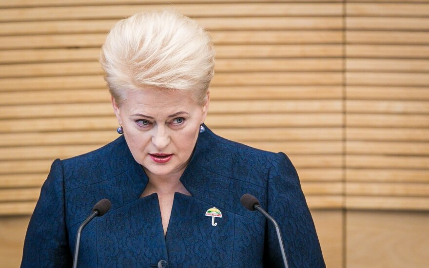 Grybauskaitė apžiūrės baigiamą statyti Infekcinių ligų ir tuberkuliozės ligoninę