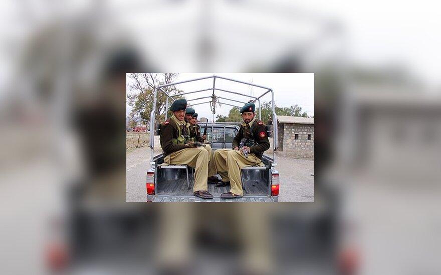 Pakistano kariškiai