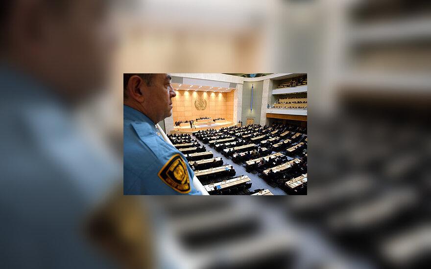 Jungtinių Tautų žmogaus teisių komisijos konferencija