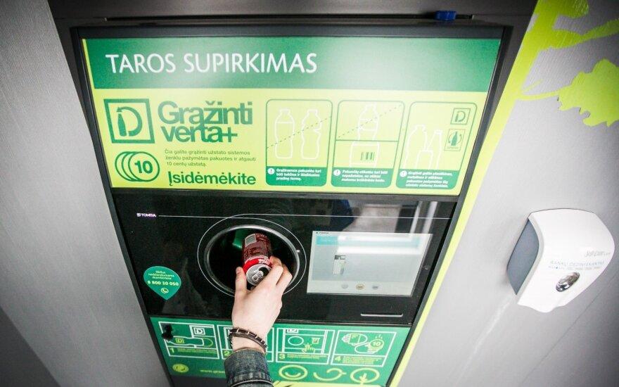 Deposit system puts heavy burden on smaller brewers