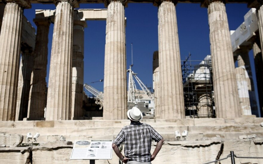 Lithuanian finance minister: Greece needs financial support