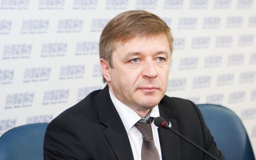 Lithuania's peasant party demands alternative to nuclear power plant project