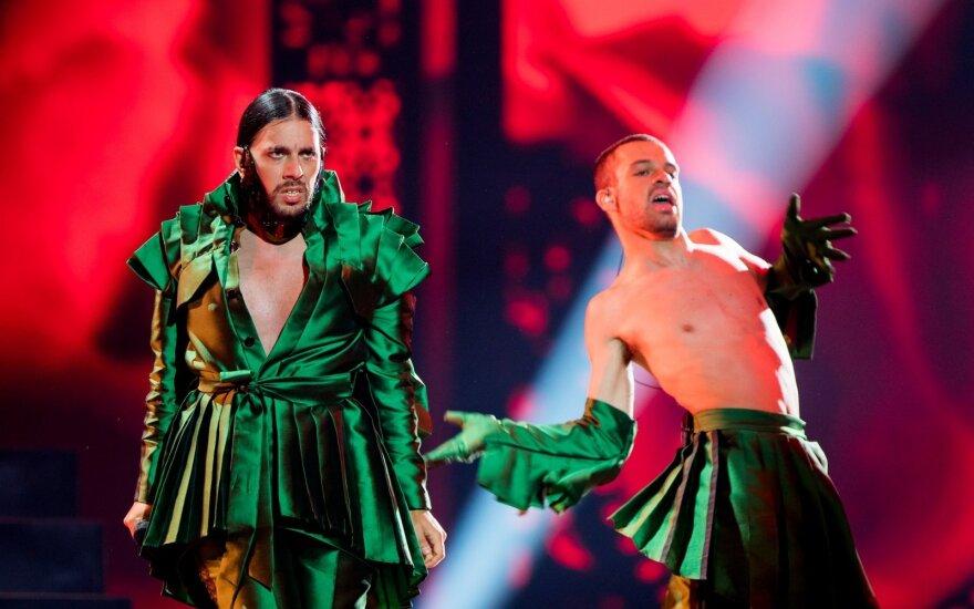 Eurovizijos antrasis pusfinalis: pasidalink įspūdžiais!