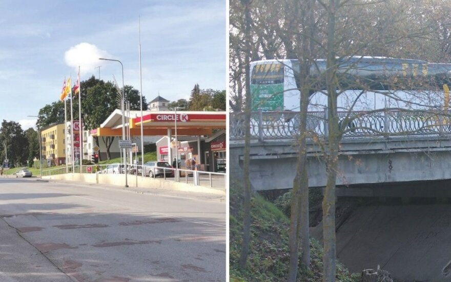 Kėdainiai laukia kapitalinių remontų: per kelis metus žada sutvarkyti ir gatves, ir tiltus