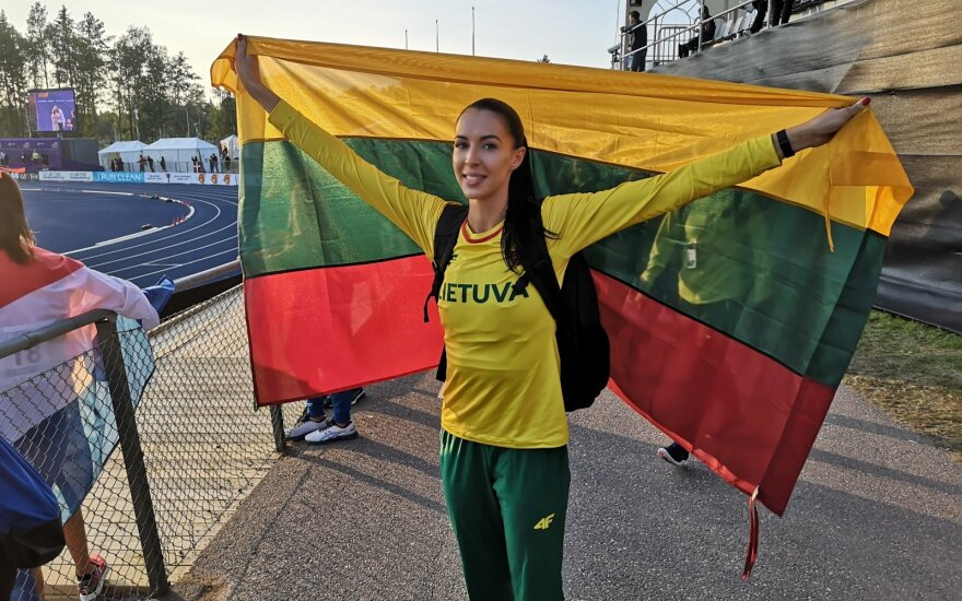 Diana Zagainova (Foto: Robertas Trakys)