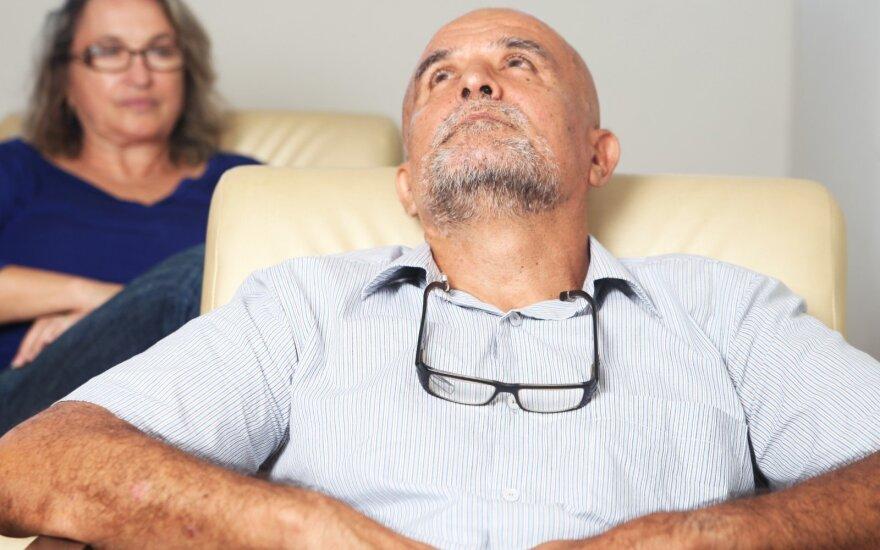 Psichologai atskleidė išmintingiausias sutrikusios psichikos pacientų mintis