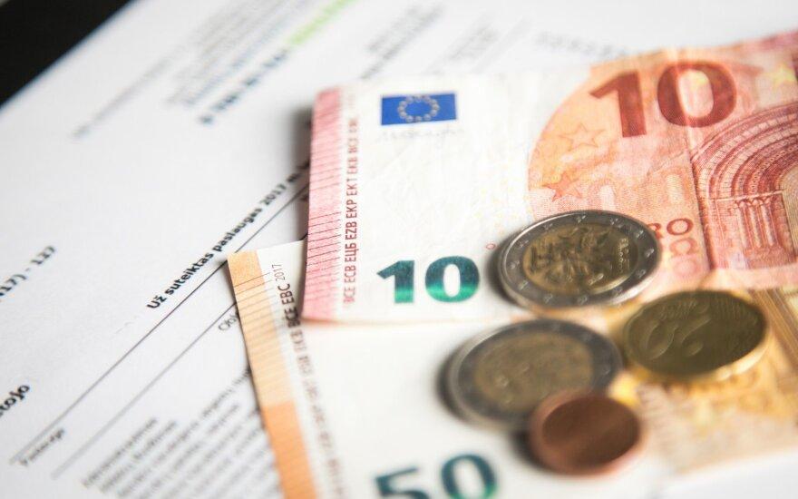 Gavęs sąskaitą vilnietis nustebo: už lemputės pakeitimą – beveik 40 eurų