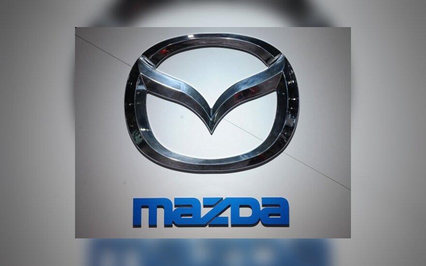 """""""Mazda"""" planuoja padvigubinti pardavimus"""