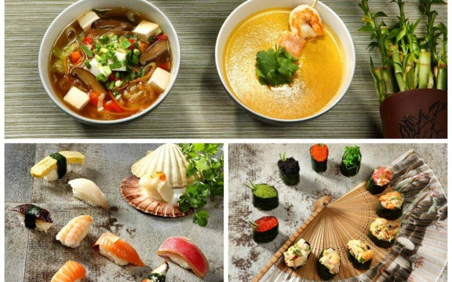 Virtuvės šefas: vakariečiai egzotišką Azijos virtuvę supaprastina iki krakmolo ir glutamato