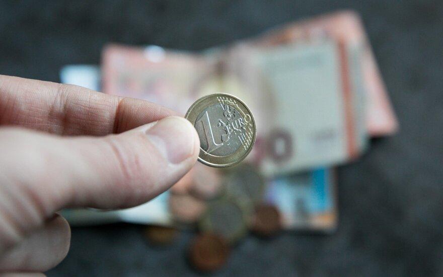 Vilniečių pajamos išaugo labiausiai, bet iki Talino – dar toli