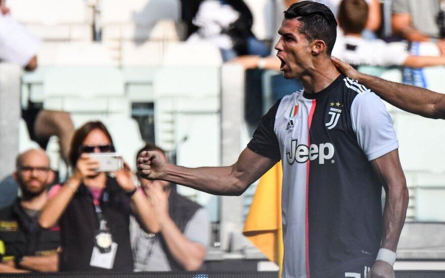 Italijoje mušė ir Ronaldo, ir Sanchezas