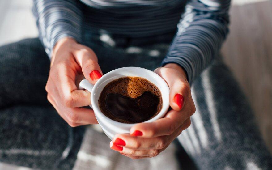 Kava, kavos tirščiai