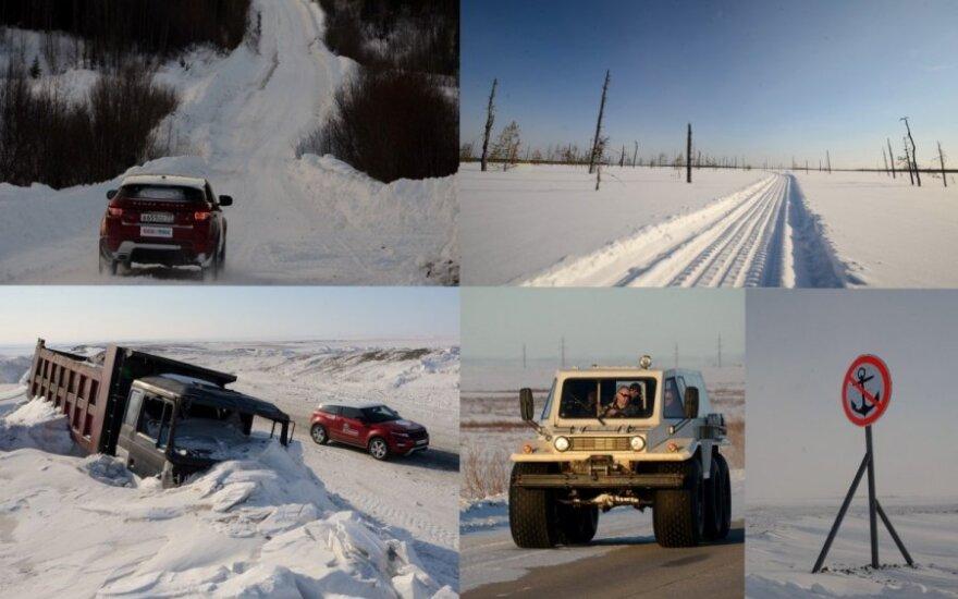 Ledo kelias