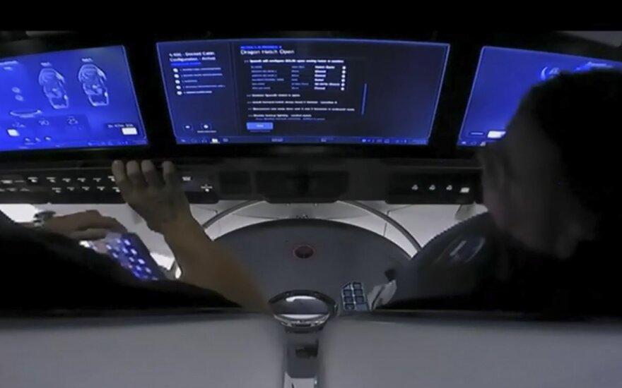 Pirmą kartą istorijoje NASA paskyrė moterį vadovauti pilotuojamų skrydžių misijai