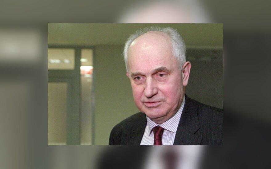 R.Šarkinas: Graikija turėtų sekti Lietuvos pavyzdžiu