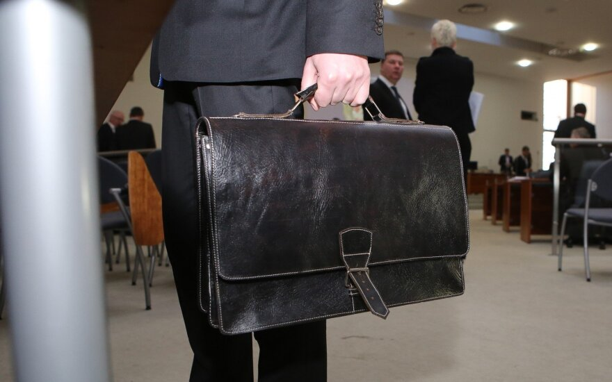 Vyriausybė biudžeto išlaidas didina 55 mln. eurų